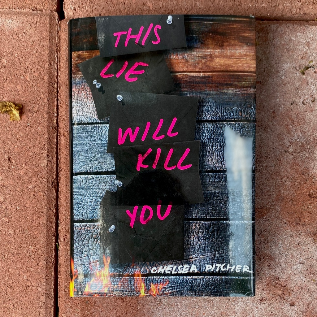 This Lie Will Kill You, book by Chelsea Pitcher