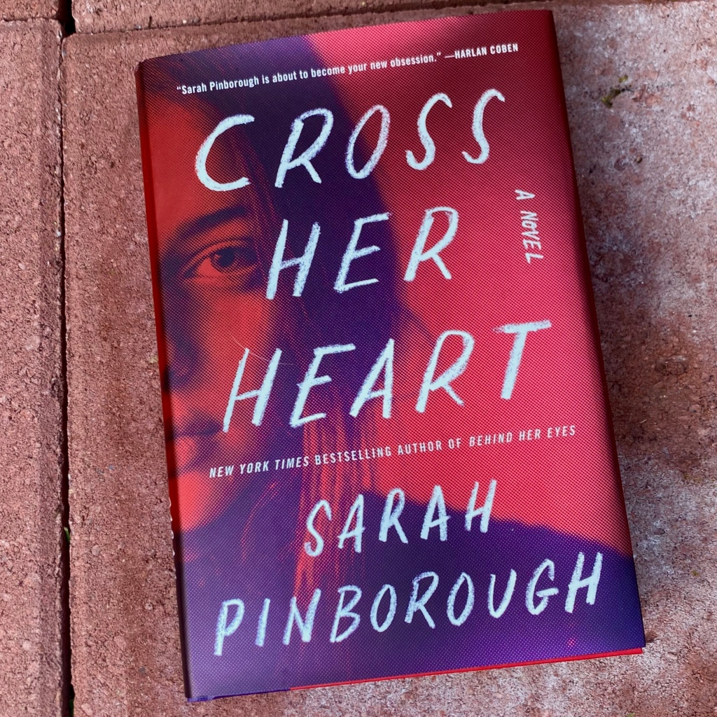 Cross Her Heart, book by Sarah Pinborough