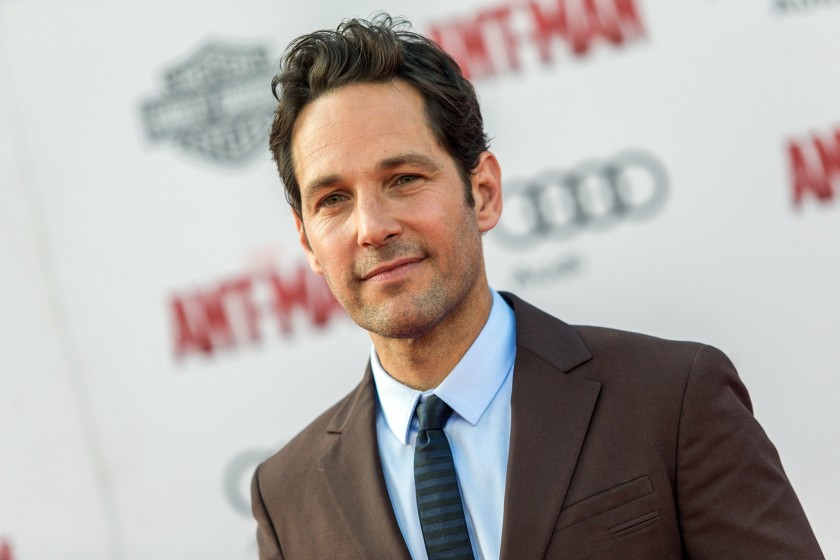 Actor Paul Rudd at the Ant-Man movie premiere